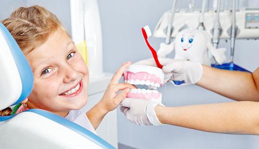 Детская стоматология (от 3 бел.руб)